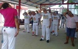Capoeira Therapy Training Brazil