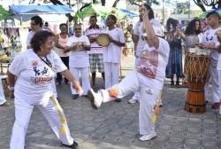 Capoeira Therapy Volunteer in Brazil
