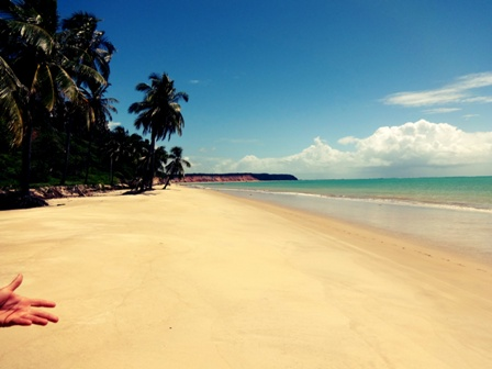 The best beaches of Maceió - Carro Quebrado