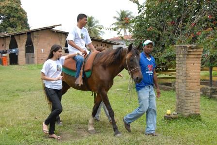 Internship Brazil Equoterapia