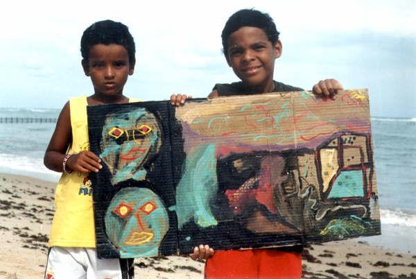 Freiwilligenarbeit  Brasil Casa da Arte